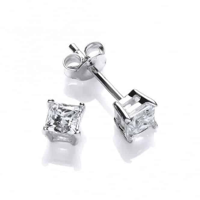 14ksquare earring