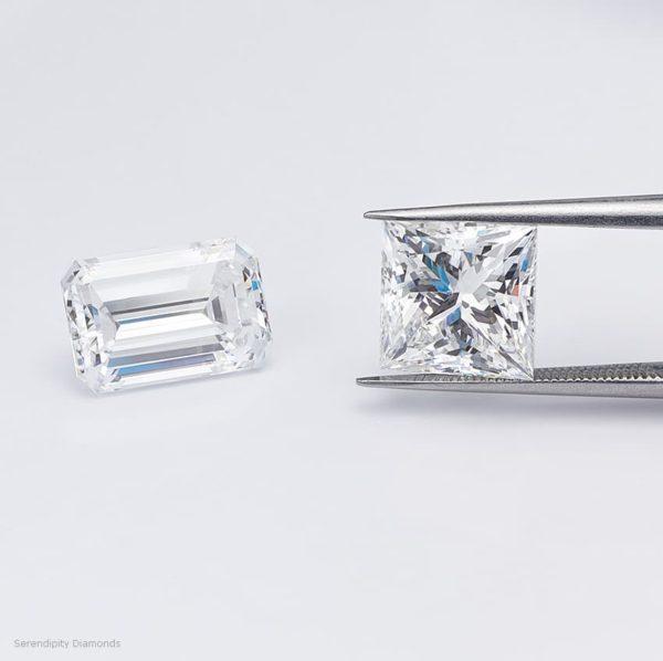 diamond by weight