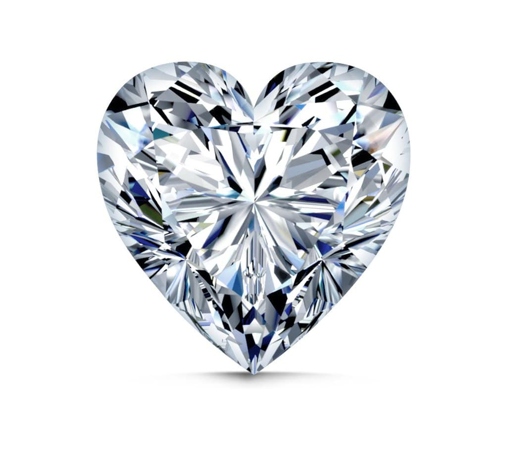 heart-shaped
