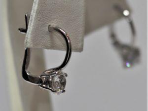 hoop single diamond 0.5 2