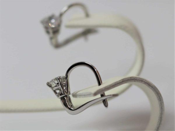 hoop single diamond 0.5 5